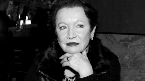 At the age of 75, phenomenal actress Hana Maciuchová left us