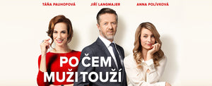 Brilliant Czech comedy: Po cem muzi touzi (What men want)