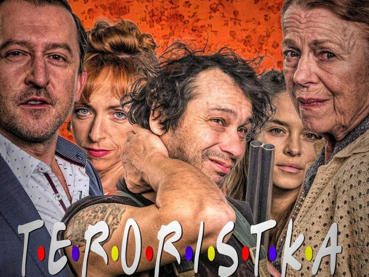Amazing movie Teroristka / Shotgun Justice