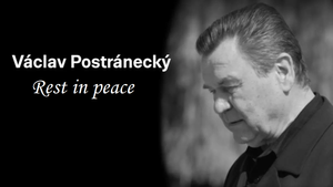A really sad news for Czech film lovers. Vaclav Postranecky died at the age of 75.