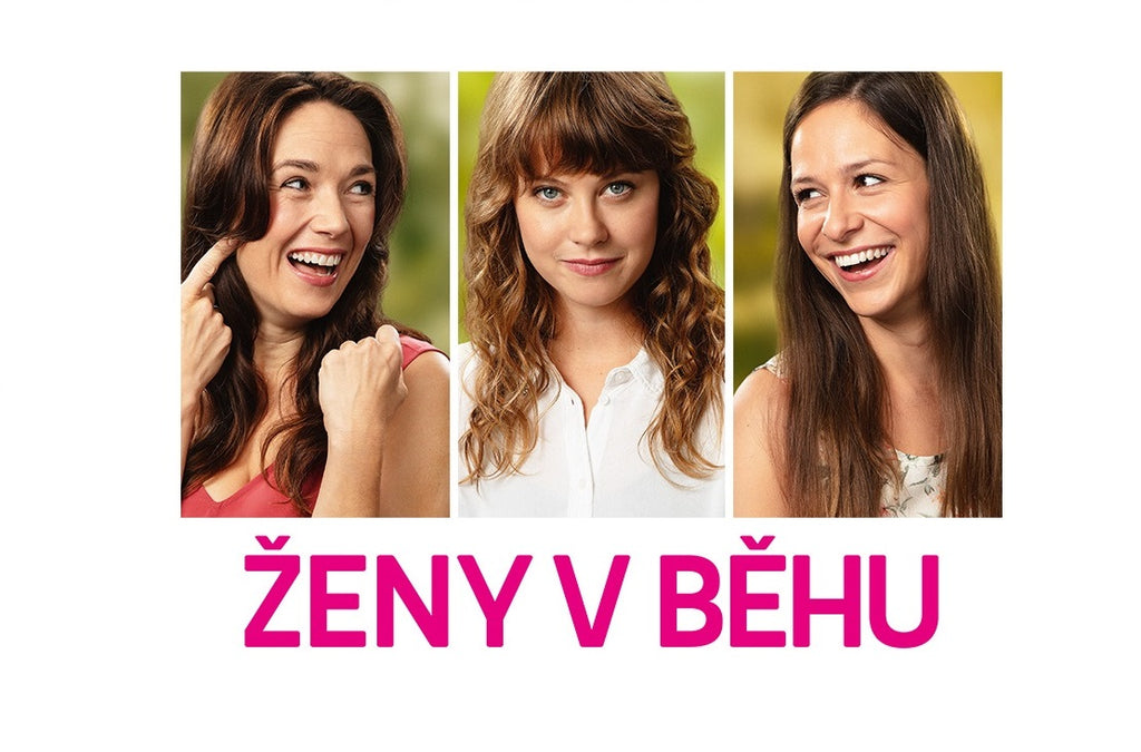 Best Czech comedy on DVD Zeny v behu / Women on the Run