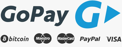 GoPay Credit card payments czechmovie
