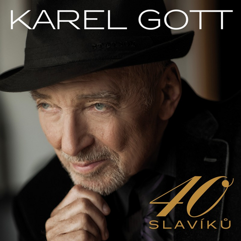 Karel Gott : 40 Slaviku (40 Nightingales) 2CD