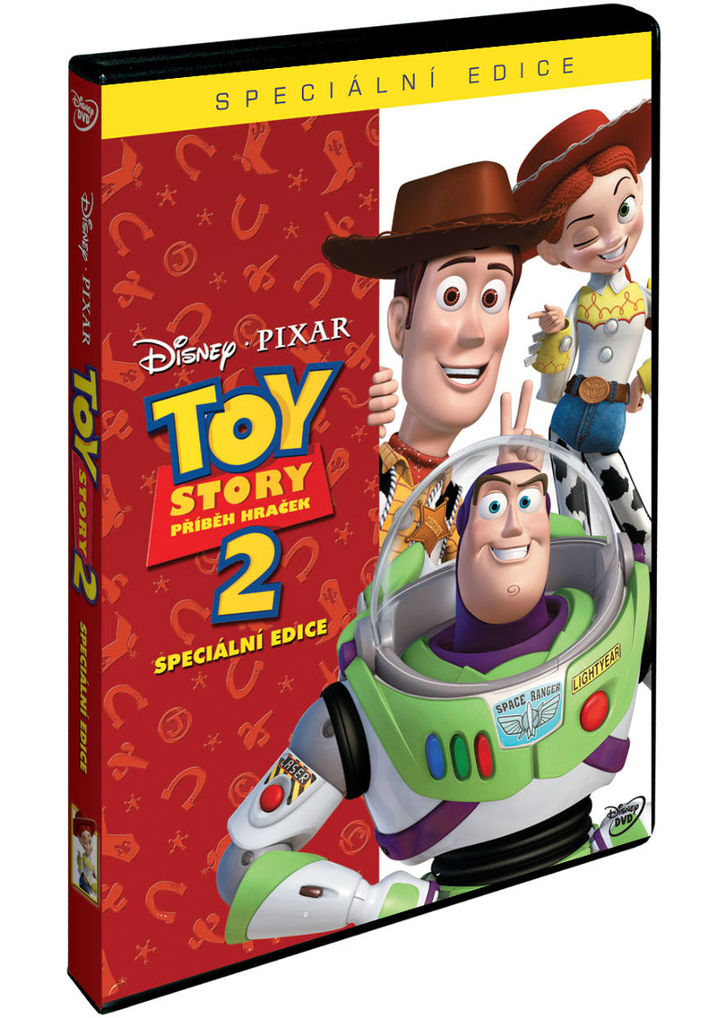 Toy Story 2.: Pribeh hracek S.E. DVD / Toy Story 2 Special Edition