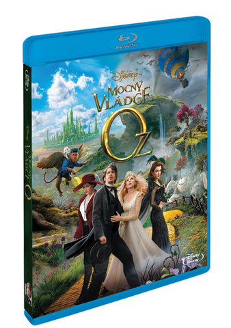 Mocny vladce Oz BD / Oz: The Great and Powerful - Czech version