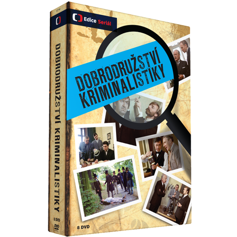 Adventure of Criminalistics/Dobrodruzstvi kriminalistiky Remastered