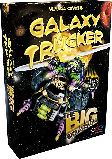 Galaxy Trucker: Big Expansion / expansion