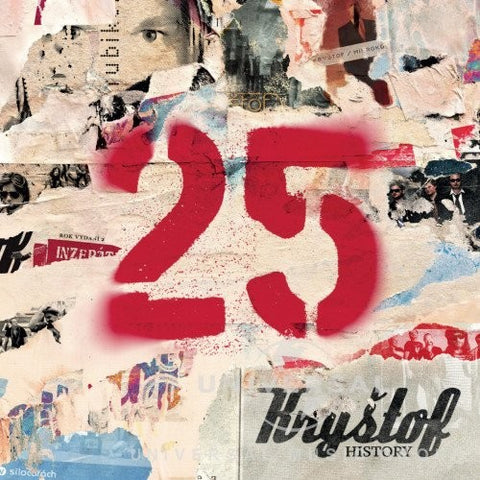 Krystof: 25 (Best Of) 3LP