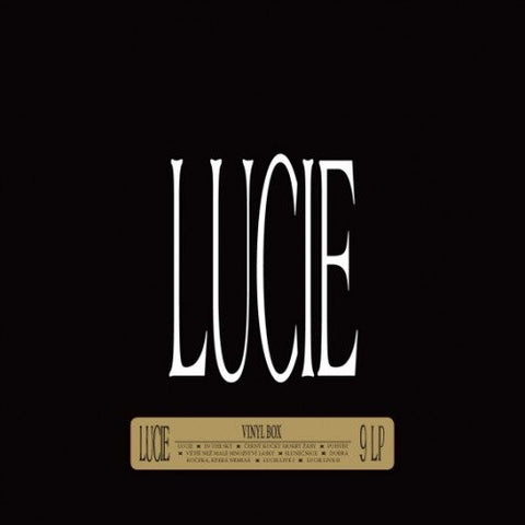 Lucie: Vinyl BOX (9LP) Collectors Edition