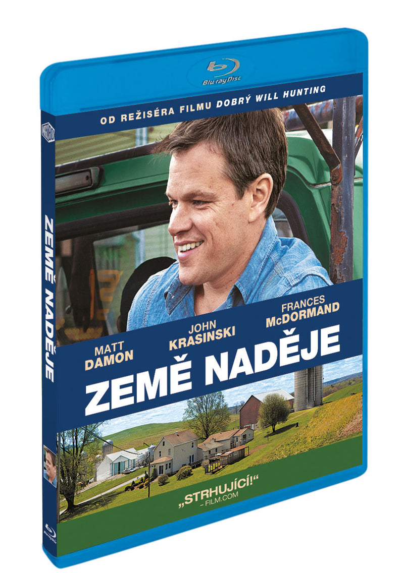 Zeme nadeje BD / Promised Land - Czech version