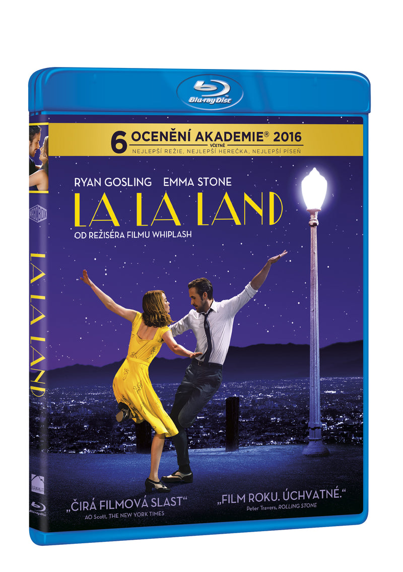 La La Land BD / La La Land - Czech version