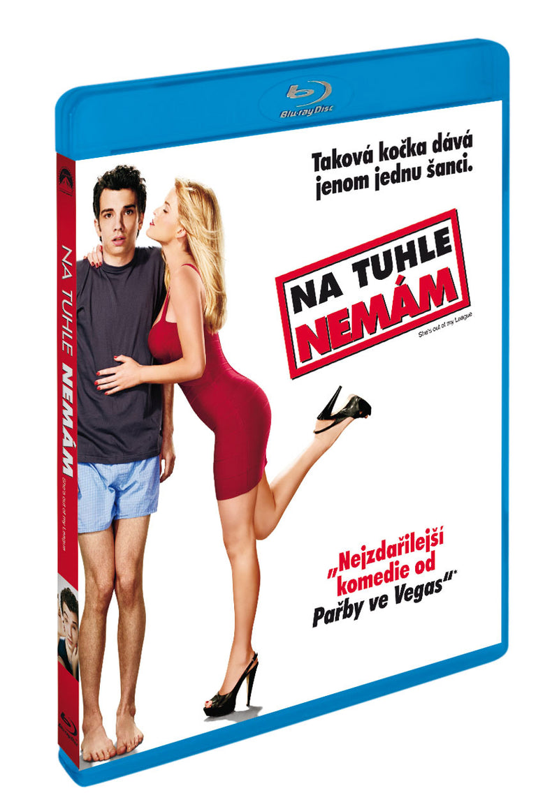 Na tuhle nemam BD / She Is Out Of My League - Czech version