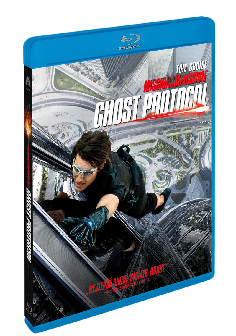 Mission: Impossible Ghost Protocol BD / Mission: Impossible Ghost Protocol - Czech version