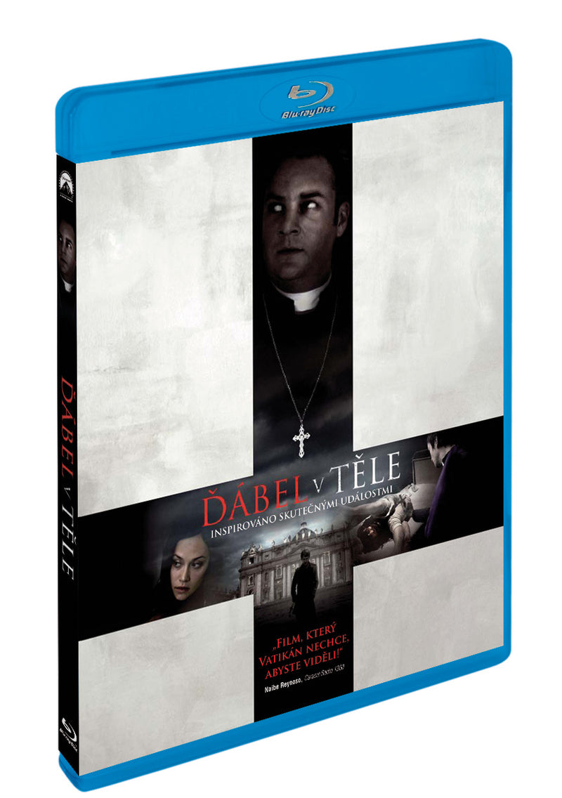 Dabel v tele BD / The Devil Inside - Czech version