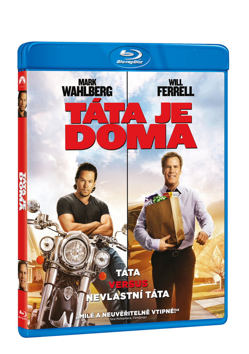 Tata je doma BD / Daddy's Home - Czech version