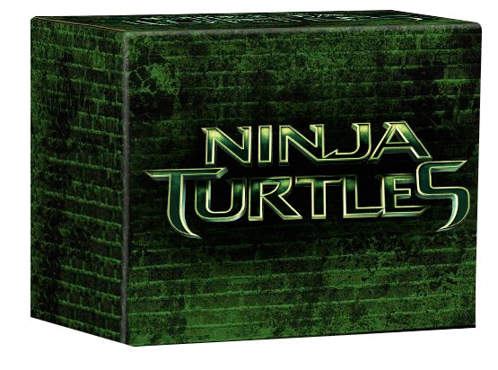 Zelvy Ninja 2BD (3D+2D) Sberatelske baleni - steelbook / Teenage Mutant Ninja Turtles - Czech version