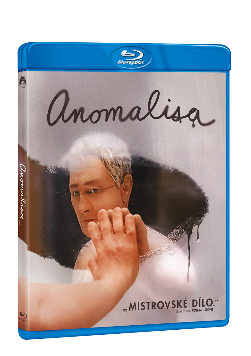 Anomalisa BD / Anomalisa - Czech version