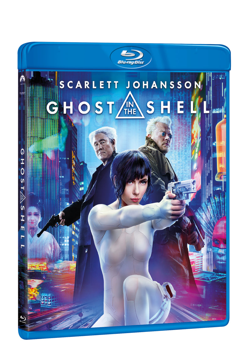 Ghost in the Shell BD / Ghost in the Shell - Czech version