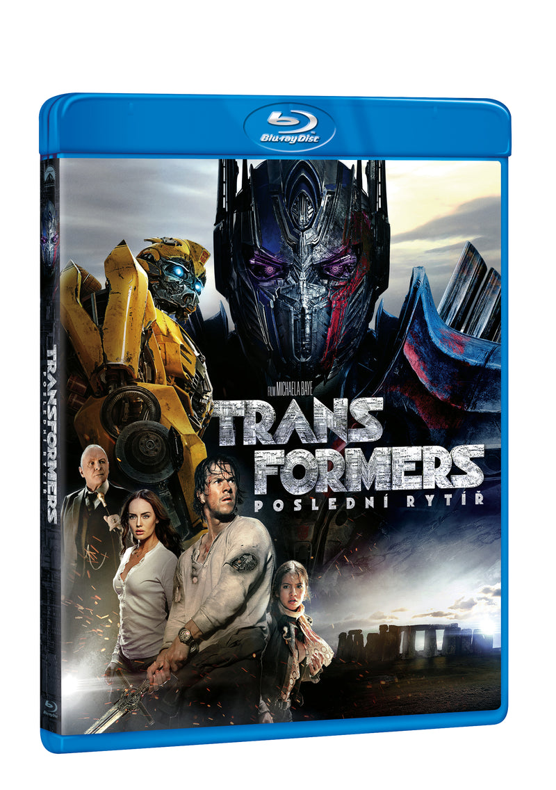 Transformers: Posledni rytir BD / Transformers: The Last Knight - Czech version