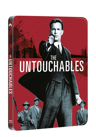 Neuplatni - steelbook BD / The Untouchables - Czech version