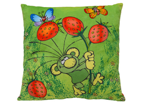 Pillow 30x30cm Rakosnicek Strawberry