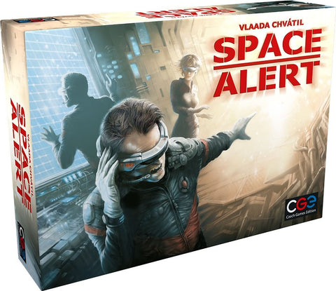 Space Alert / base game