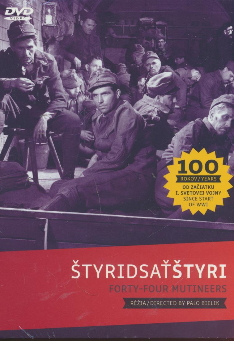 Forty-Four Mutineers / Styridsatstyri
