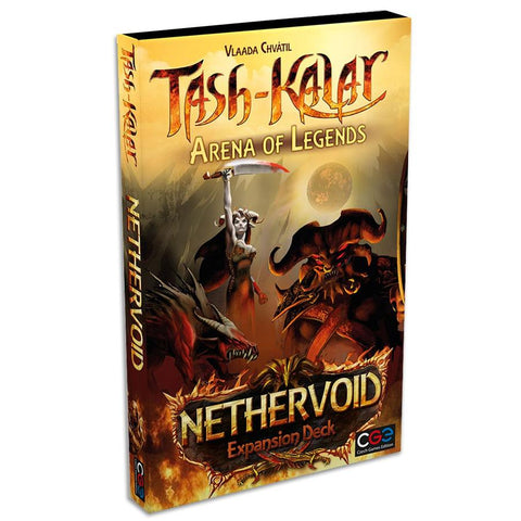 Tash-Kalar: Nethervoid Expansion Deck / expansion