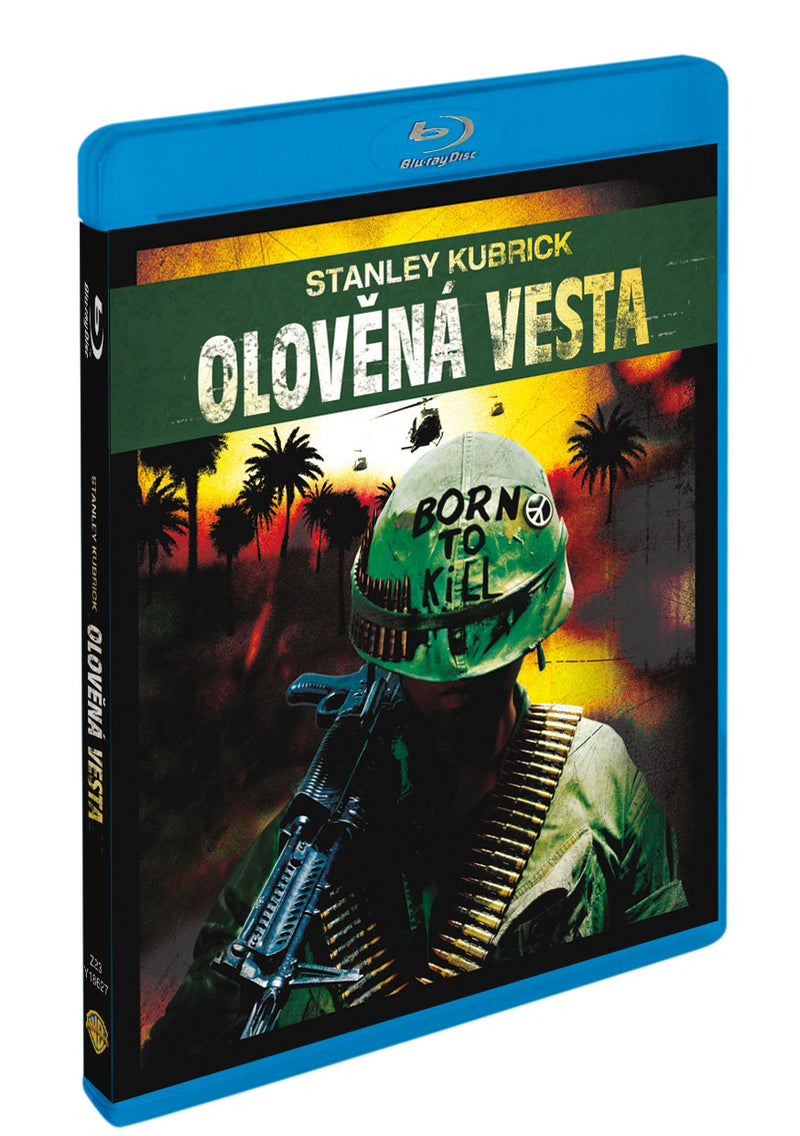 Olovena vesta SE BD / Full Metal Jacket SE - Czech version