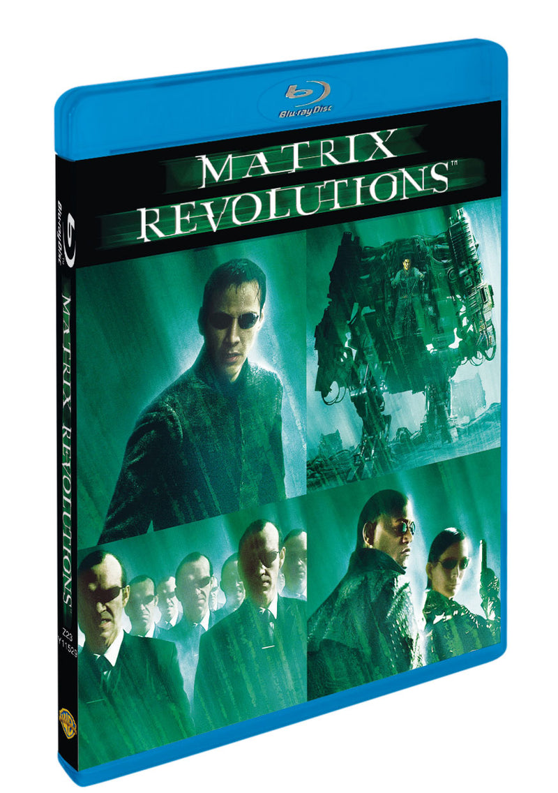 Matrix Revolutions BD / Matrix Revolutions - Czech version