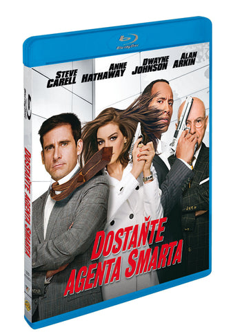 Dostante agenta Smarta BD / Get Smart - Czech version