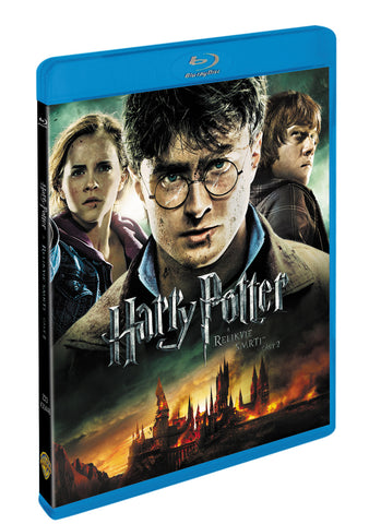Harry Potter a Relikvie smrti - cast 2. 2BD / Harry Potter and the Deathly Hallows - Part 2 - Czech version