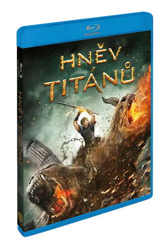 Hnev Titanu BD / Wrath of the Titans - Czech version