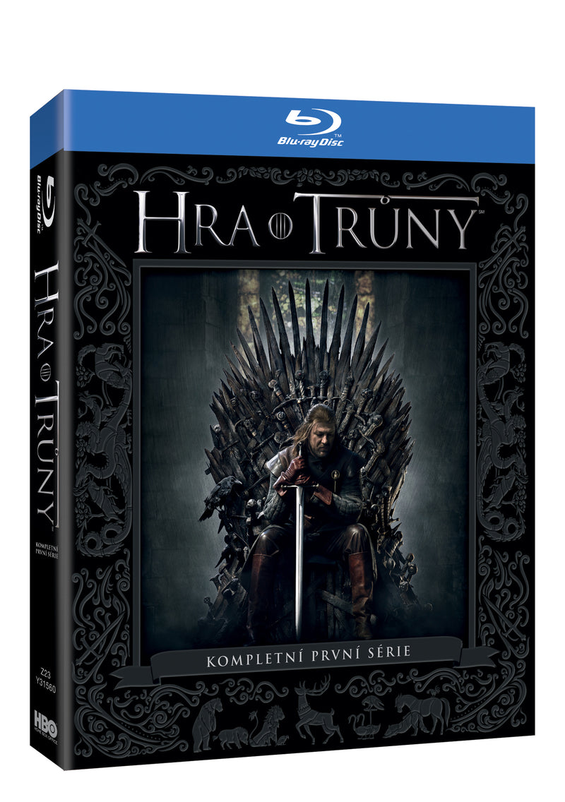 Hra o truny 1. serie 5BD (VIVA baleni) / Game of Thrones Season 1 - Czech version
