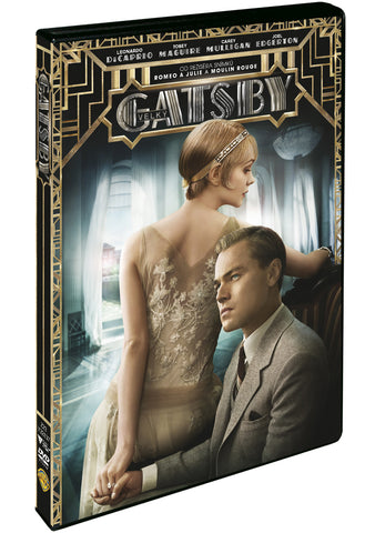 Velky Gatsby DVD / The Great Gatsby