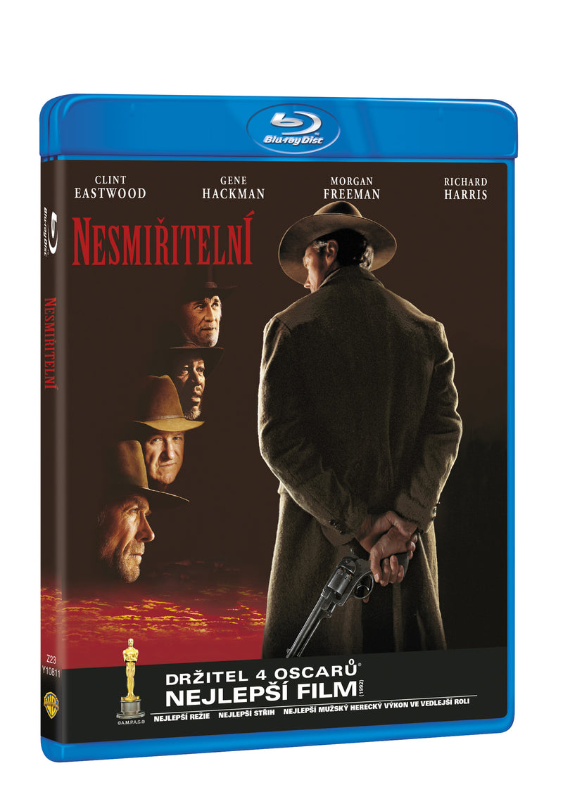 Nesmiritelni BD / Unforgiven - Czech version