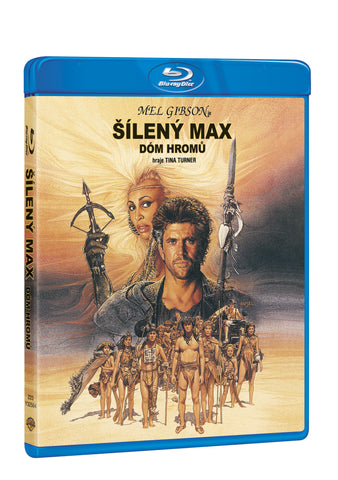 Sileny Max 3: Dom hromu BD / Mad Max 3: Beyond Thunderdome - Czech version