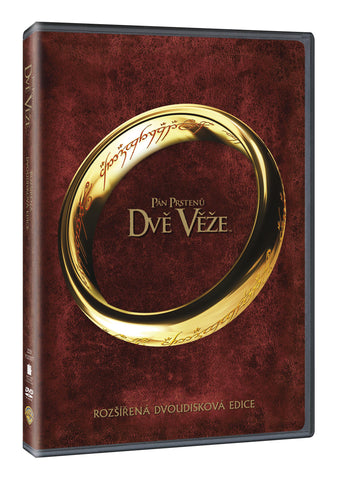 Pan prstenu: Dve veze-rozsirena edice 2DVD / Lord of the Rings: Two Towers-Extended Edition 2DVD