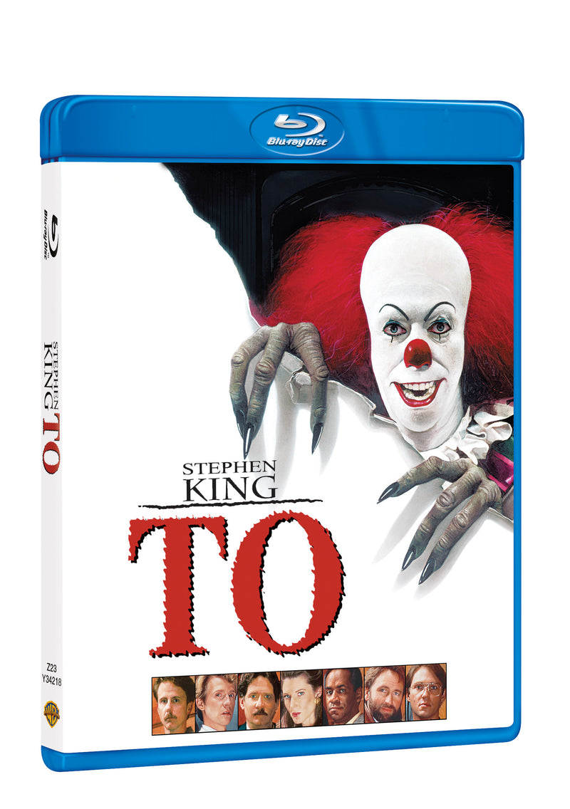 To BD (1990) / Stephen Kings´It - Czech version