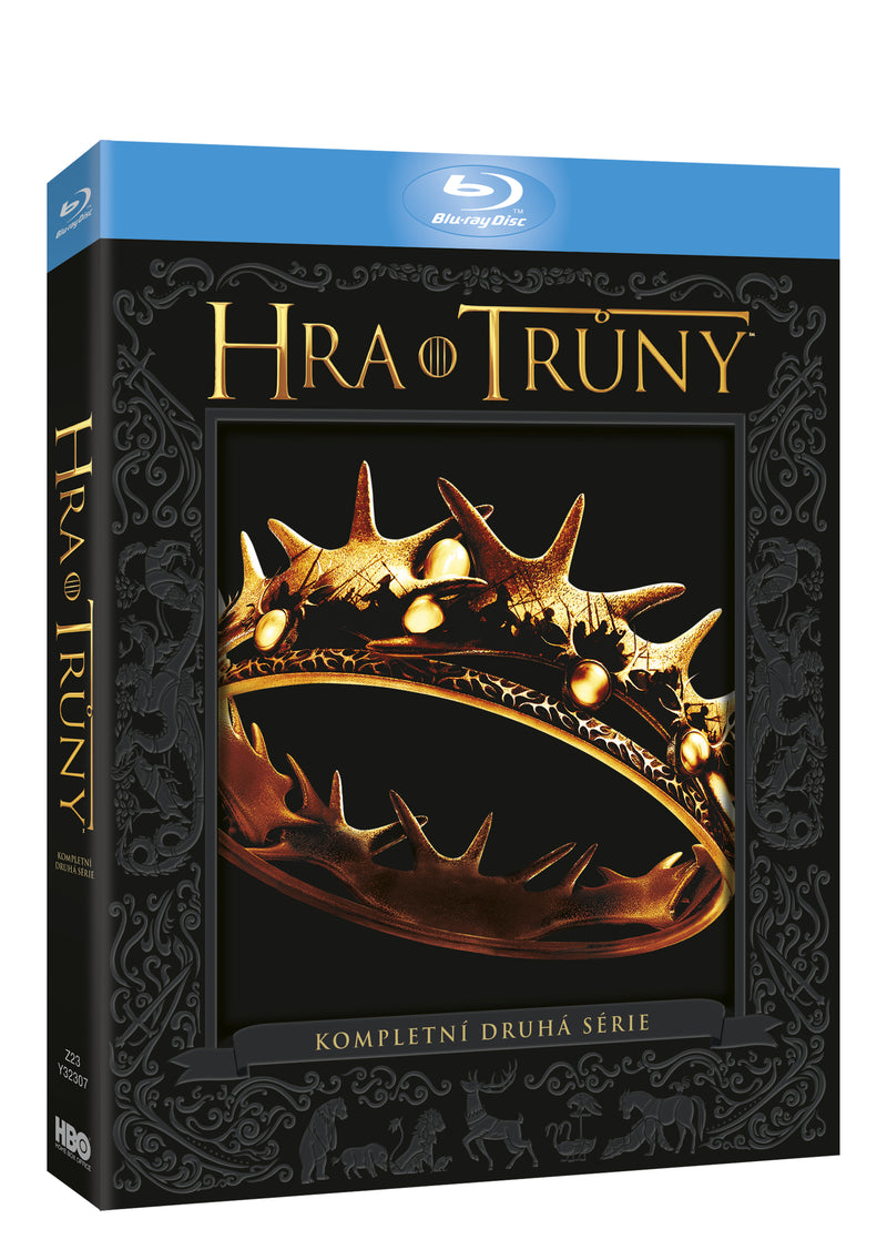 Hra o truny 2. serie 5BD (dab.) - VIVA baleni / Game of Thrones Season 2 - Czech version