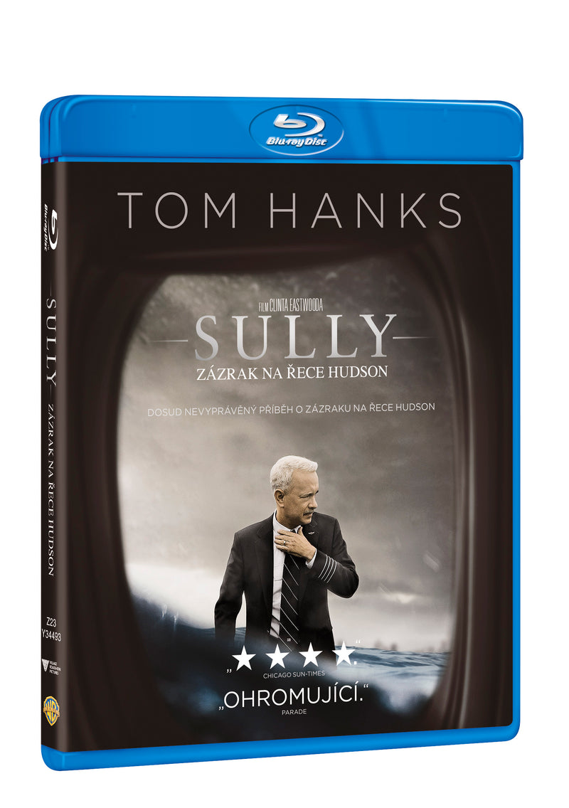 Sully: Zazrak na rece Hudson BD / Sully - Czech version