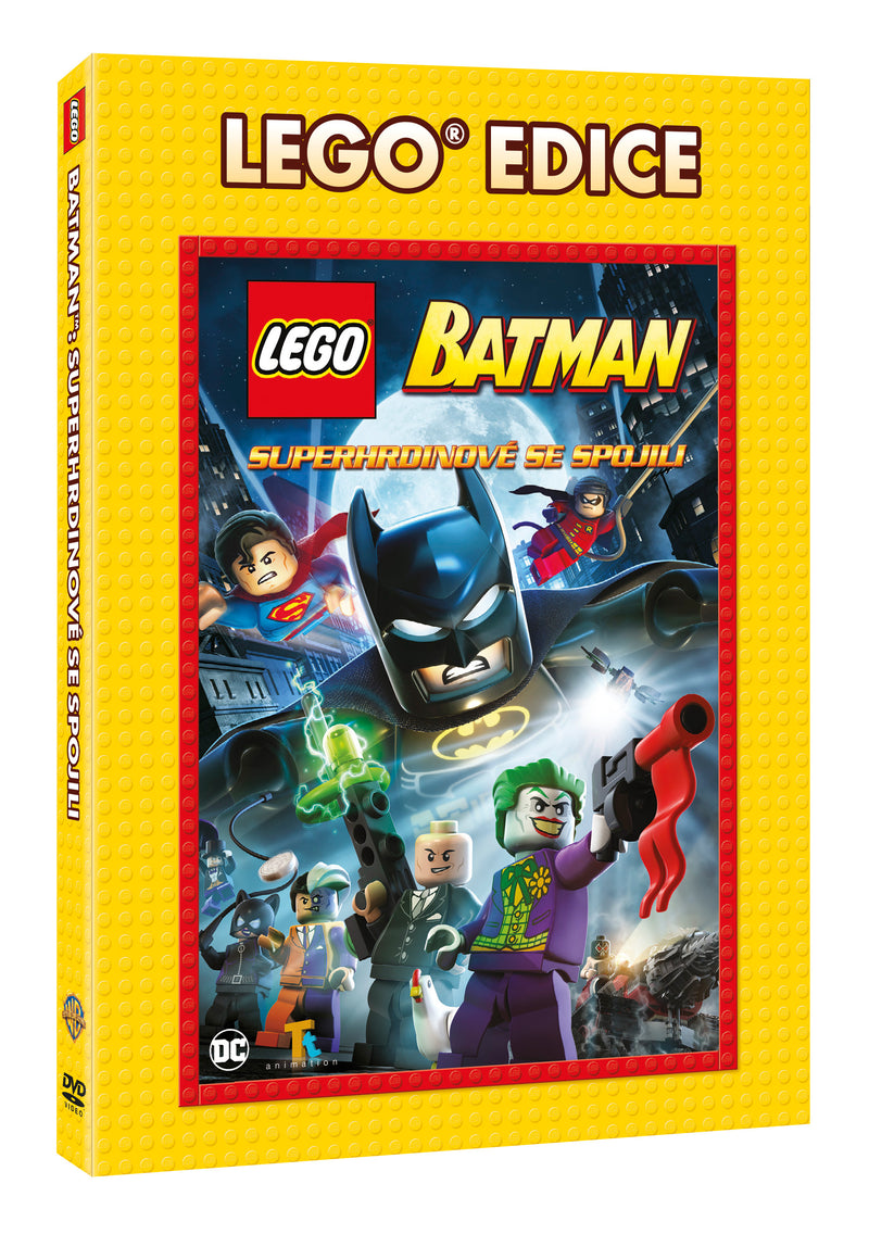 Lego: Batman - Edice Lego filmy DVD / LEGO: Batman Movie