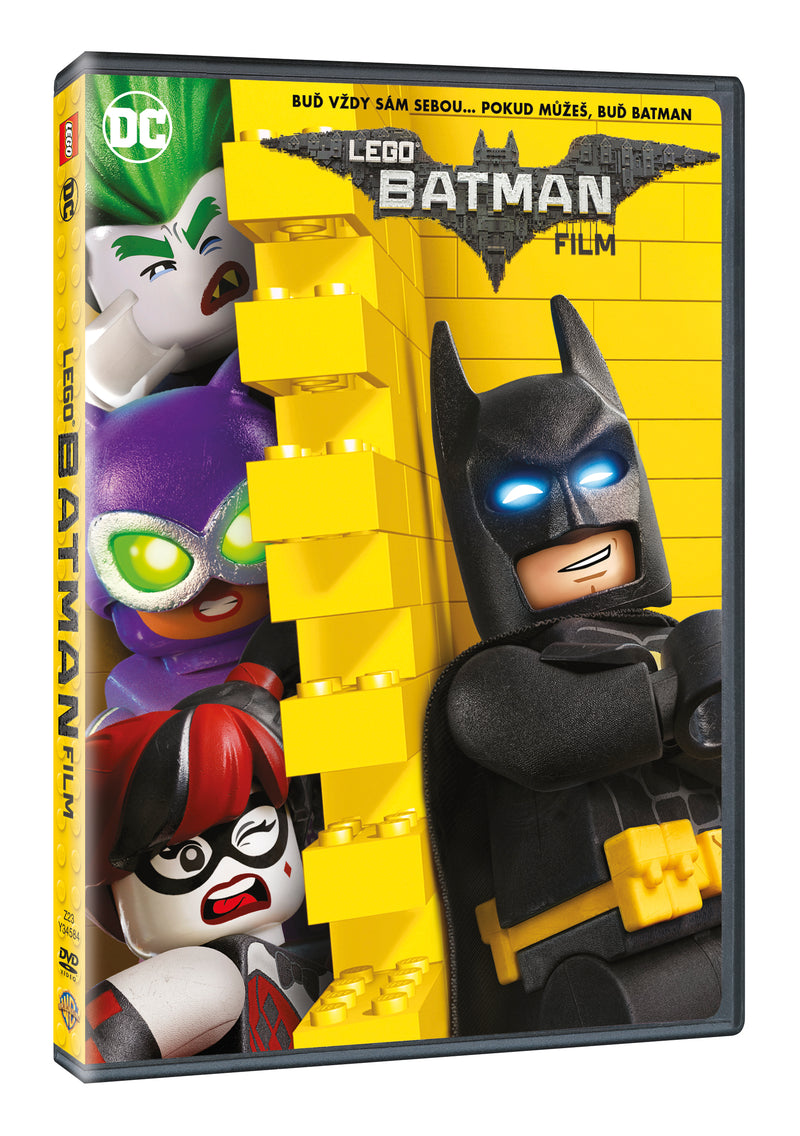 Lego Batman Film DVD / The LEGO Batman Movie