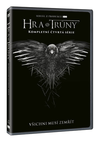 Hra o truny 4. serie 5DVD - multipack / Game of Thrones Season 4