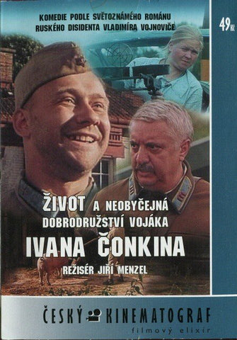 Life and Extraordinary Adventures of Private Ivan Chonkin / Zivot a neobycejna dobrodruzstvi vojaka Ivana Conkina