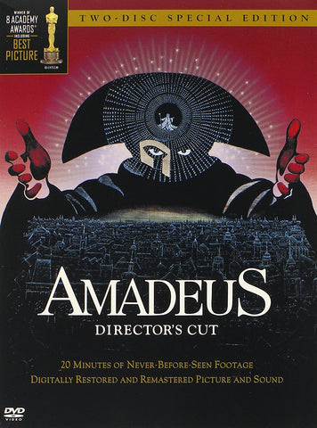Amadeus - czechmovie