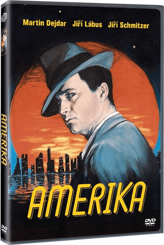 Amerika - czechmovie