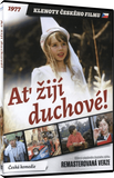 Long Live Ghosts!/At ziji duchove Remastered - czechmovie