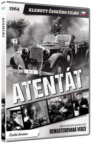 The Assassination/Atentat Remastered - czechmovie