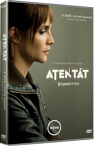 Atentat 6x DVD - czechmovie